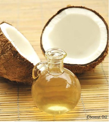 Coconut Oil for Dark Elbows and Knees