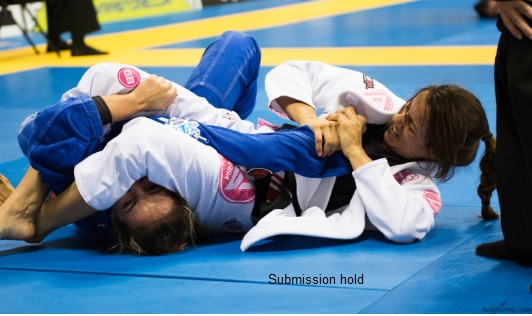 Submission-hold