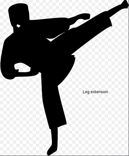 common mistakes during back kick