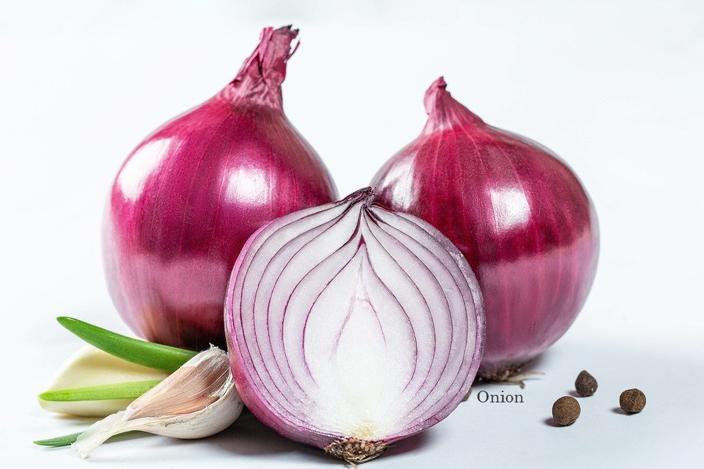 Onions for stronger hair