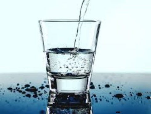water-healthy habits during lockdown extension