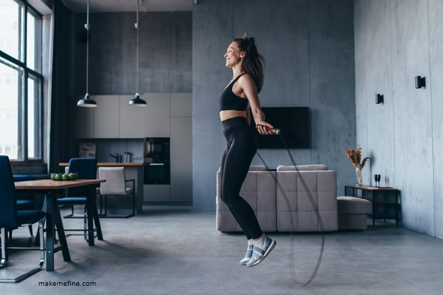 health benefits of skipping rope